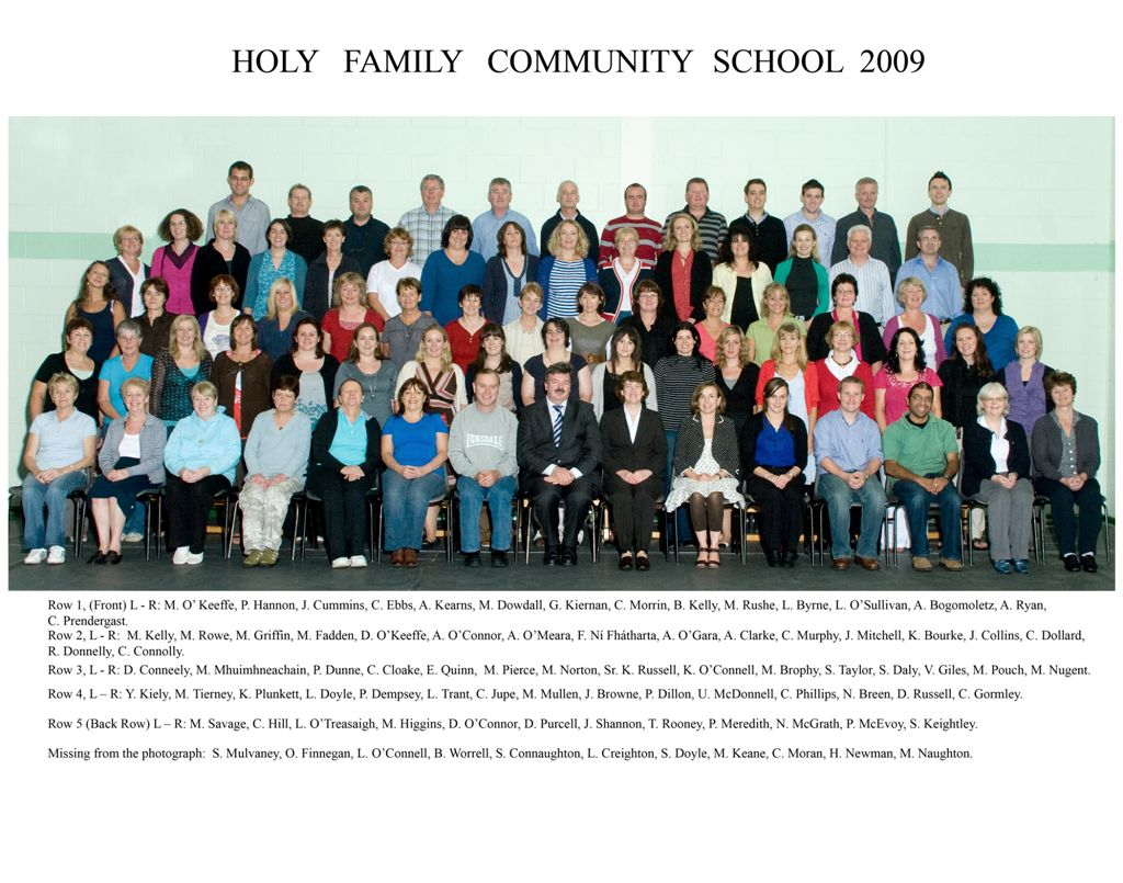 Staff2009