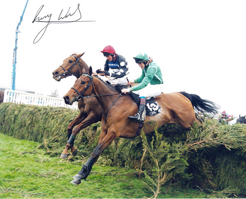 Ruby Walsh-aboard-Papillon